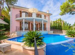Diese Villa befindet sich in ruhiger und geschatzter Wohnlage von Nova Santa Ponsa