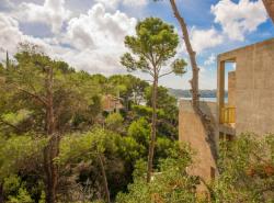 Grundstuck in erster Meereslinie mit Teilmeerblick und direktem Zugang zu einer der romantischen Buchten von Costa de la Calma