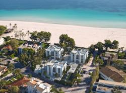 15 Luxus-Wohnungen im Bau in bester Lage am Strand in Puerto Alcudia        Reservieren sie sich eine Topimmobilie in bester Lage direkt am Strand